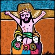Cristo, Gravura