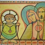 Tela 2012, Oração da Família