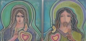 Sagrado Coração, 2013, Março