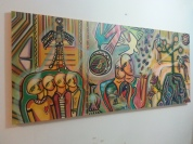 Painel Liberdade - Consórcio 2014