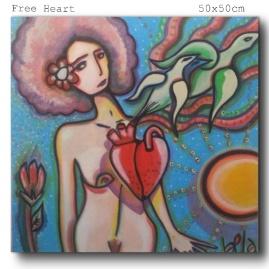 Free Heart - VIENA E LONDRES