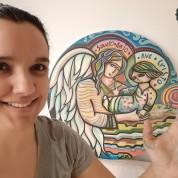 Santo Anjo (2015), Redonda