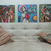 Três Marias. Contemplação, Liberdade e Sabedoria