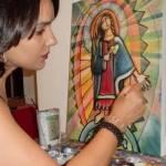 Perfil com Tela Guadalupe