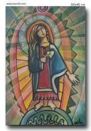 Guadalupe, Projeto Arte Ajuda, Leilão 2014