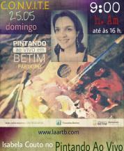 Convite Pintando Ao Vivo (2014)
